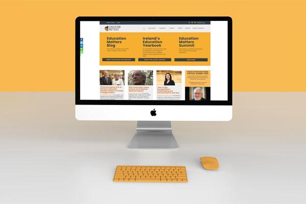 web design education matters